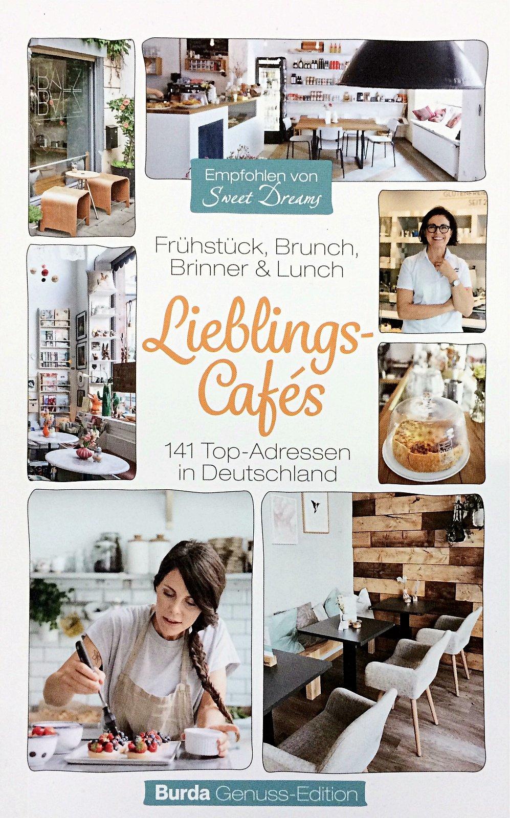 Lieblingscafés - 141 Top Adressen in Deutschland, Mademoiselle Cupcake Magdeburg, Sachsen-Anhalt